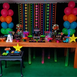 Mesa para festas 5